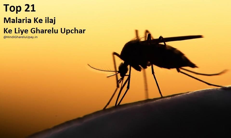 malaria ka ilaj, malaria ka ilaj in Hindi